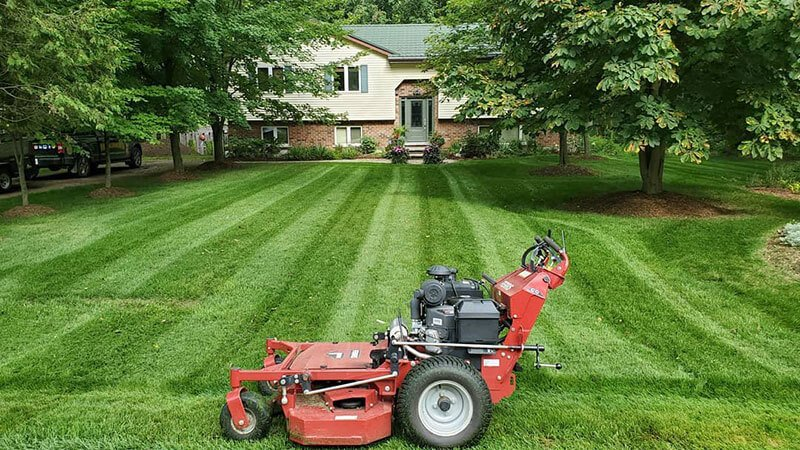 Lawn Care Services in Amaranth and Mono Ontario.